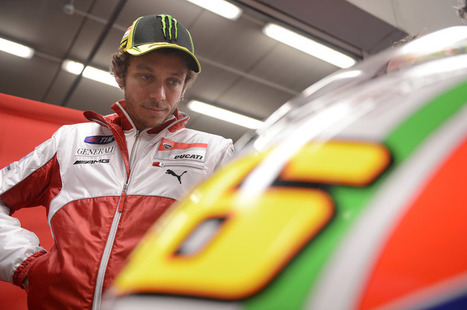 Rossi speaks out again | Ducati news | Scoop.it