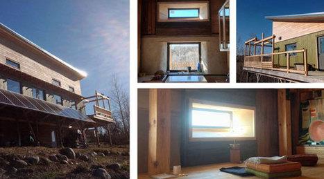 39 maison passive 39 in maison ossature bois cologique page for Autoconstruction maison passive