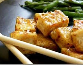 The Bestest Recipes Online: Delish Orange Glazed Tofu | asian food trends | Scoop.it