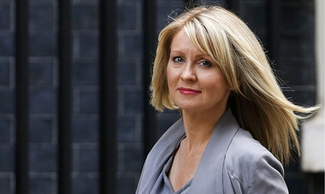 Esther McVey to attend cabinet after David Cameron's reshuffle   Welfare, Disability, Politics and People's Right's   Scoop.it