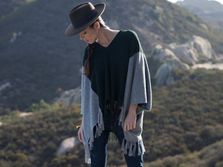 Alternative Apparel Partners With Peruvian Artisans on Sustainable Alpaca Capes, Ponchos | Ecouterre | Eco Fashion Design | Scoop.it