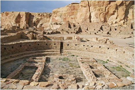 Unexpected Wood Source For Chaco Canyon Great Houses | CALS in the News | Scoop.it