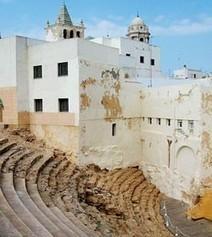 Teatros romanos en España, importantes vestigios aún por descubrir   Arte Antiguo Romano   Scoop.it