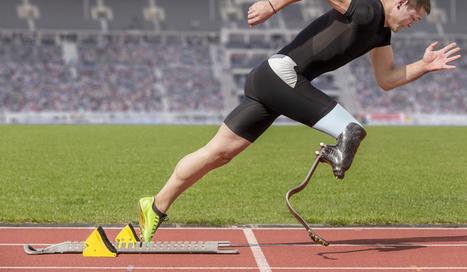 Une brève histoire des jeux Paralympiques | Le groupe EDF | Scoop.it