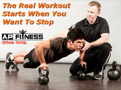 Wake UP | Work Out | Look Hot | Join AP Fitness | Ottawa Personal Trainers | Scoop.it