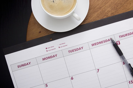 A Comparison of JavaScript Calendars and Schedulers | JavaScript and Web Development | Scoop.it