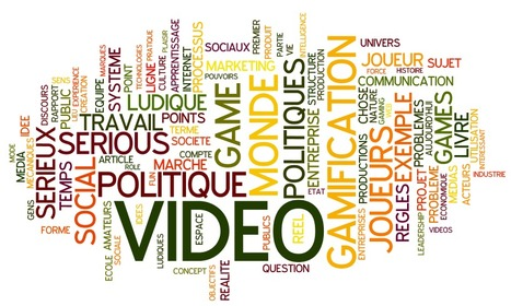 La gamification en 100 mots | Gamification World | Scoop.it