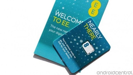 EE launches 30-day 4G SIM-only plans   Android Central   Innovation through Technology   Scoop.it