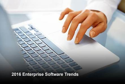 2016 Software Trends: The Evolution of Enterprise Software | NIC: Network, Information, and Computer | Scoop.it