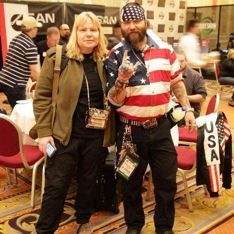 Yosser's Airsoft Odyssey: Shot Show 2014   DeadCellMilsim -We are what we repeatedly do. Excellence, then, is not an act, but a habit. FOCUS, AUTHENTICITY, COURAGE, EMPATHY, TIMING. كافر   Scoop.it