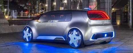 Zelfrijdende auto's: dit is de stand van zaken bij 11 merken   Anders en beter   Scoop.it