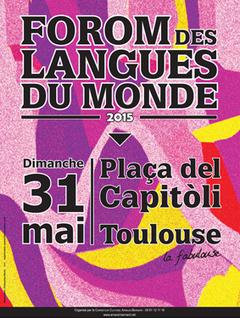 Carrefour Culturel Arnaud Bernard - Forom des Langues - 31 mai à Toulouse | Interculturel, immigration, lutte contre les discriminations : pour une société de diversité | Scoop.it