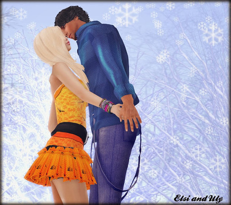 Freebies and cheapies in SL: Friends and lovers in winter ! Amis et amants en hiver ! | Second Life Freebies | Scoop.it
