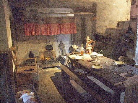 Interieur de l'habitat rouerguat fin du XIX siècle | Ca m'interpelle... | Scoop.it
