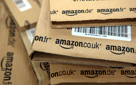 Amazon launches wearable technology store in UK - Telegraph.co.uk | art | Scoop.it