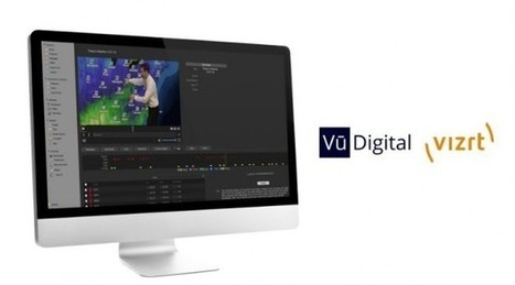 Vizrt y VU Digital colaborarán en el desarrollo la automatización basada en metadatos | Panorama Audiovisual | Big Media (Esp) | Scoop.it