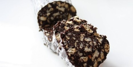Salame di Cioccolato   Food   Scoop.it