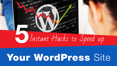 5 Tricks to Lift up the speed of your WordPress Site | Web Design and Development | Scoop.it