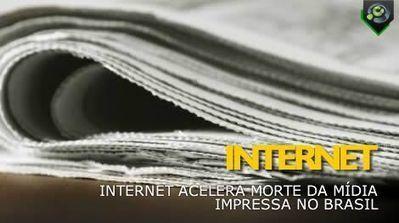 INTERNET ACELERA MORTE DA MÍDIA IMPRESSA NO BRASIL - CenárioMT | BINÓCULO CULTURAL | Monitor de informação para empreendedorismo cultural e criativo| | Scoop.it