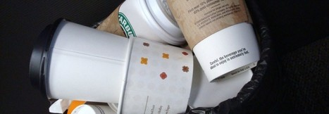 Petition To Make All Take-out Coffee Cups Biodegradeable | Petition.Space - the causes you care about | News You Can Use - NO PINKSLIME | Scoop.it