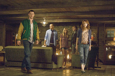 'Cabin in the Woods' houses fun meta-horror - Boone Mountain Times | byHoRRoR | Scoop.it
