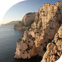 Escalade dans les calanques entre Cassis et Marseille avec Papick BRACCO. | Parc National des Calanques, actualites et WEB TV du parc | Scoop.it