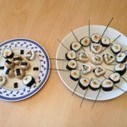 Ricetta: sushi vegetale | Alimentazione e cucina veg, ricette e consigli pratici | Scoop.it