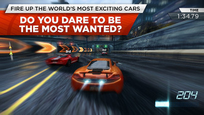 Need For Speed Most Wanted For Android Now Available In Google Play Store - Geeky Android - News, Tutorials, Guides, Reviews On Android | Android Discussions | Scoop.it