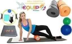 Buy Online Foam Roller | Half Foam Roller in Australia | Equip 4 Pilates - Pilates Equipment | Scoop.it