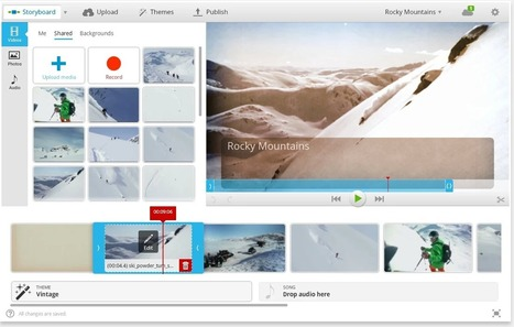 How to Create Videos in Google Drive | Library curating | Scoop.it