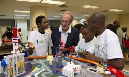Students Discover the Science Behind Smart Cities | NYU-Poly | #smartcities | Scoop.it