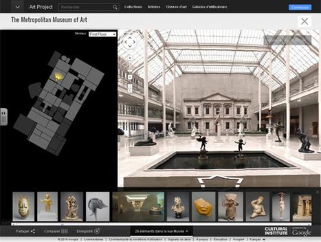 Des monuments en 3D sélection de visites virtuelles patrimoniales | Clic France | Scoop.it