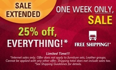 Sale Extended, One Week Only, 25% off, Everything! | Sale Extended, One Week Only, 25% off, Everything! | Scoop.it