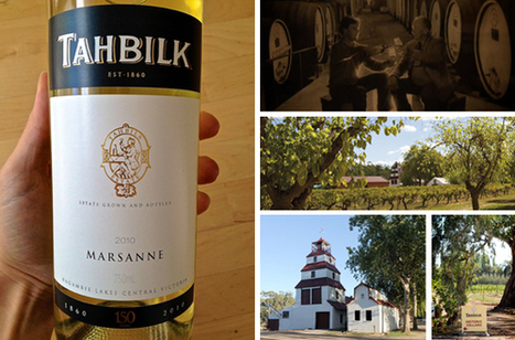 AWESOME THING WE DRANK #678 | The Idiosyncratic Tahbilk Marsanne 2010 ... - Scout Magazine (blog) | Wine in the World | Scoop.it