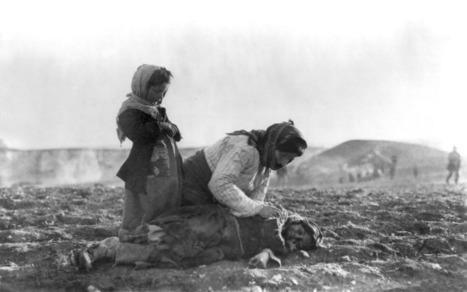 Centenaire du génocide des Arméniens - Académie de Rennes | SCOOP IT COLLEGE JEAN MONNET JANZE | Scoop.it