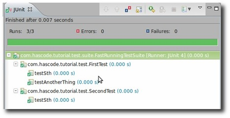 hasCode.com » Blog Archive » Running categorized Tests using JUnit, Maven and Annotated-Test Suites | Java 6 EE Testing | Scoop.it