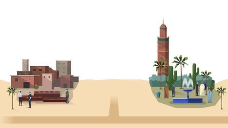 IMA Maroc Paris | Cabinet de curiosités numériques | Scoop.it