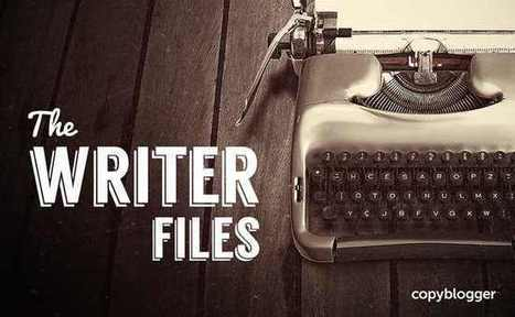 Here's How Bestselling Author CJ Lyons Writes - Copyblogger   Content Strategy   Scoop.it