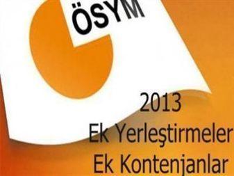 2013 LYS Ek Yerleştirme Ne Zaman ÖSYM ← Modaf5   Modaf5   Scoop.it