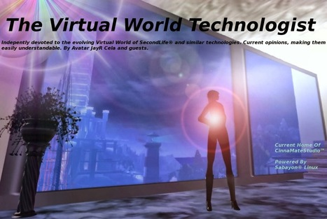 The Virtual World Technologist: Virtual Worlds : SecondLife : Place Holder in Time ?? | Yoyo | Scoop.it