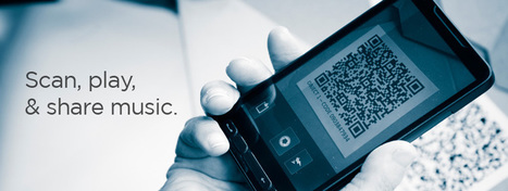 QR Music Codes – Scan, play & share the sound of your brand | Prescriptive Music | Social media communication strategy | Scoop.it