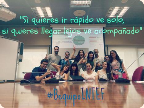 Es sólo un hasta luego - Reflexiones finales #EduPLEmooc #BequipoINTEF | Mundos Virtuales, Educacion Conectada y Aprendizaje de Lenguas | Scoop.it