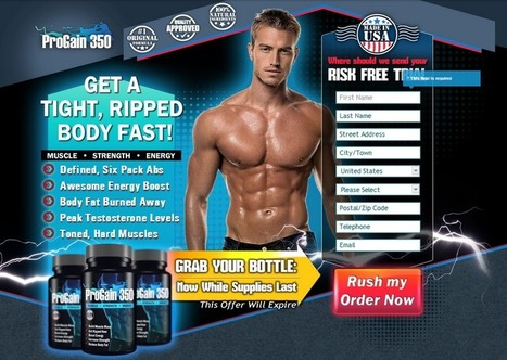 ProGain 350 Review – Get Hard Muscles And High Testosterone Levels   edgar dubinsky   Scoop.it