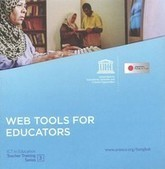 UNESCO Office in Bangkok: Web Tools for Educators CD-ROM | Teachning, Learning and Develpoing with Technology | Scoop.it