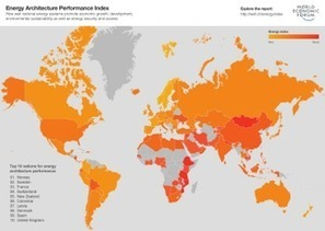 Global Energy Architecture Performance Index Report | Sustain Our Earth | Scoop.it