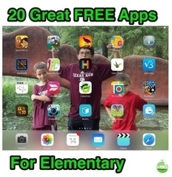 20 Great FREE Apps for Elementary | NOLA Ed Tech | Scoop.it