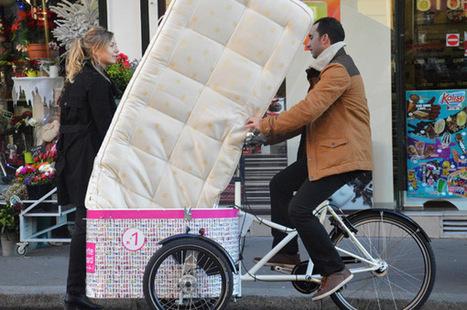100 triporteurs dans Boulogne-B | Alimentation durable | Scoop.it