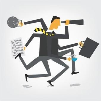 Gestion du temps: 4 mauvaises habitudes à combattre | Une aiguille si…isolée | Scoop.it