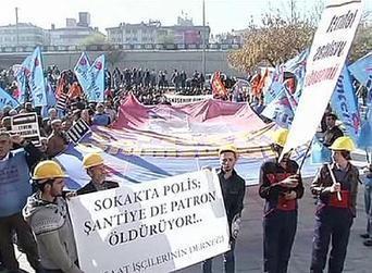 La police turque disperse 2000 manifestants à Ankara | JOURNAL LE COMMUN'ART | Scoop.it