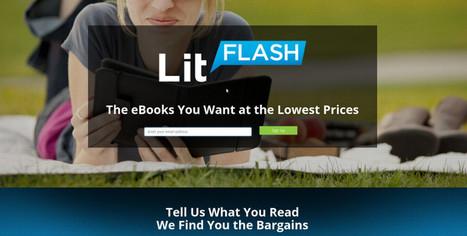 Penguin Random House lanza LitFlash, su buscador de ebooks   MioBook...Infografiche!   Scoop.it